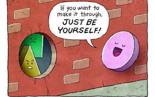 funny-wall-hole-circle-shape